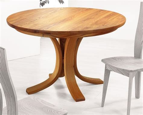 table de cuisine ronde en bois table de cuisine ronde en bois table ronde en bois avec