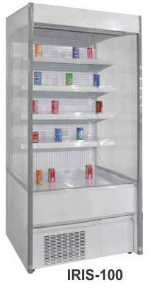 Es Krim 8 Liter Khusus Gosend jual rak pendingin supermarket datar kapasitas 755 liter multideck opened chiller mesin