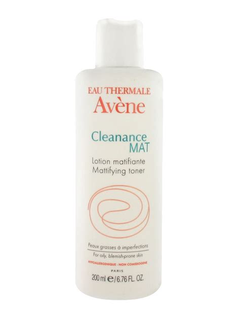 Toner Avene av 232 ne cleanance mat matifying toner 200ml buy at low