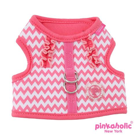 Ziggy Pink ziggy harness by pinkaholic pink with same day