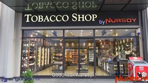 Smoke Shop Detox Shoo by Nursoy Tobacco Shop Sarni 199 T 220 Rkiye