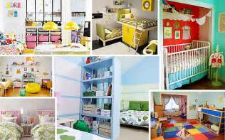 room decorating ideas for shared rooms kid spaces 20 shared bedroom ideas