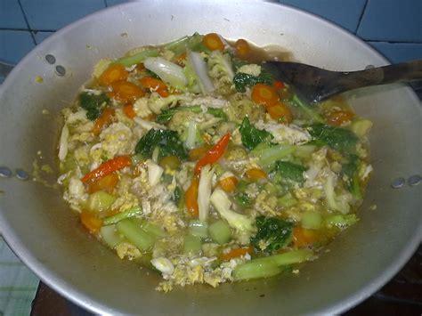 resep membuat capcay spesial resep capcay kuah bakso resep masakan sederhana