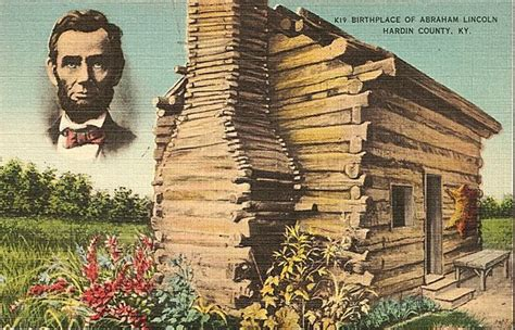 abraham lincoln cabin it s log cabin day wee s