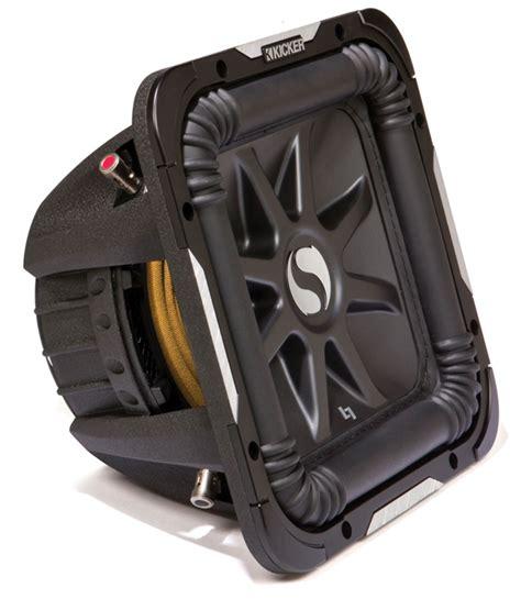 Speaker Simbadda Cst 01 Rms 38 Watt kicker s15l7 15 inch 1000w baric l7 subwoofer dual 4 ohm 11s15l74 11s15l7d4 n