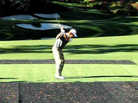 aaron baddeley golf swing aaron baddeley golf swing slow motion youtube
