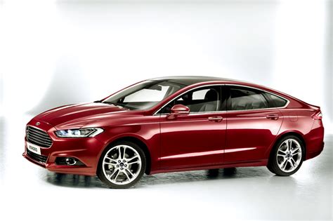 Photos Ford Mondeo MK5 V 2014 from article Mondeo for China