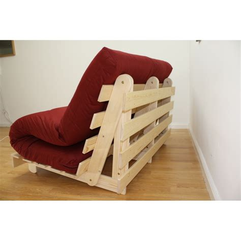 folding a futon trifold futon frame bm furnititure