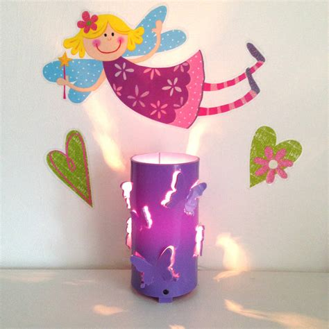 butterfly night light l butterfly night light children s light by kirsty shaw