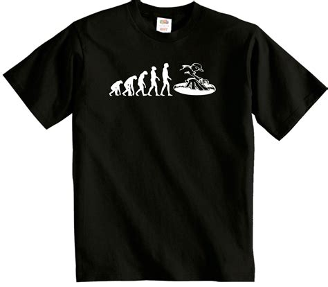 T Shirt Dj evolution of dj t shirt free uk delivery disc jockey