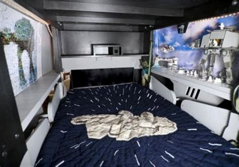 star wars bedroom 10 star wars bedroom ideas rilane