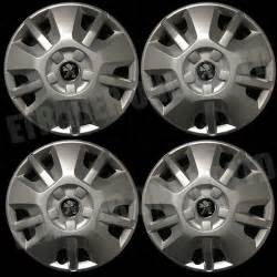 Peugeot Wheel Trims 15 Quot Genuine Peugeot Boxer Wheel Trim X 4 Trims