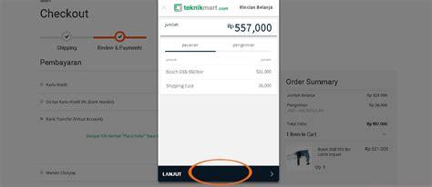 email cs shopee teknikmart bisa klik bisa liat fisik bank transfer
