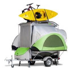 Canopy Bed King Lightweight Tent Camper Trailer Sylvansport