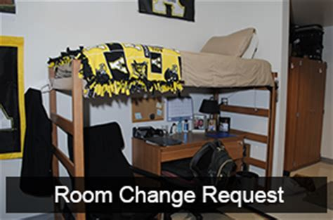 room change request housing