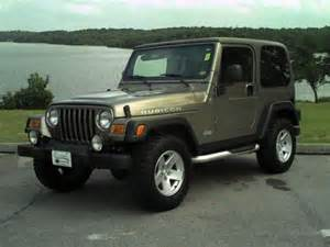 2006 Jeep Rubicon 2006 Jeep Wrangler Rubicon Jeep Colors