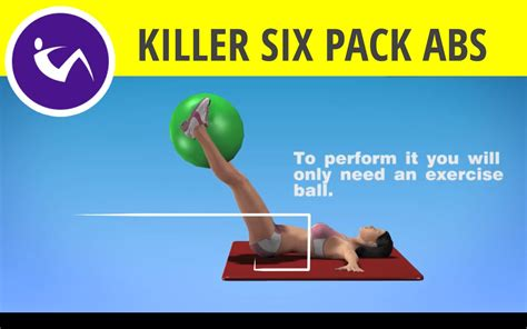 lower stomach exercise with stability for and