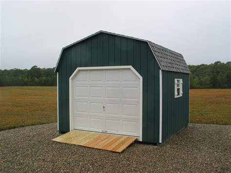12x12 Overhead Door The Shed Place
