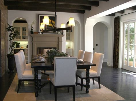 Traditional Modern Dining Room by Dining Area Traditional Dining Room