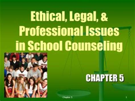 issues in school counseling ppt chapter 2 powerpoint presentation id 804349