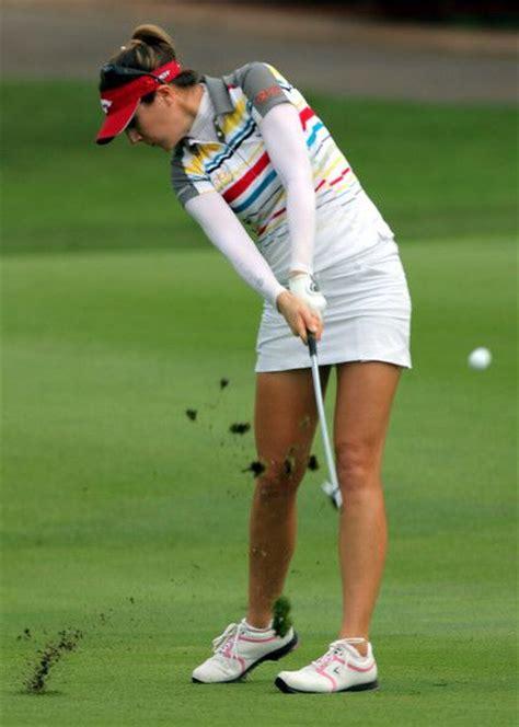 sandra gal golf swing sandra gal golf photoshoot inspiration pinterest