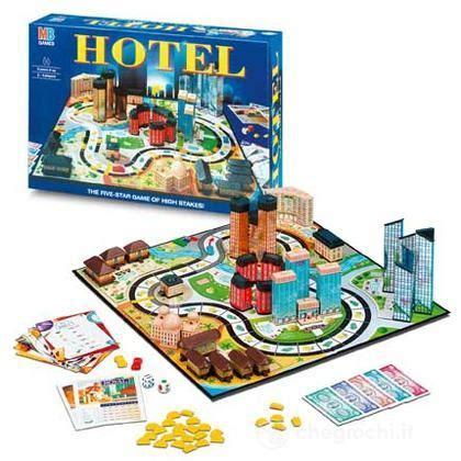 hotel giochi da tavolo hasbro giocattoli chegiochi it