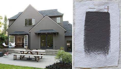 shades of gray architects the 10 best exterior gray paints gardenista