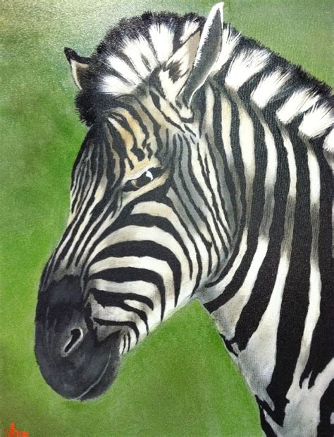 zebra pattern css oil painting for fun