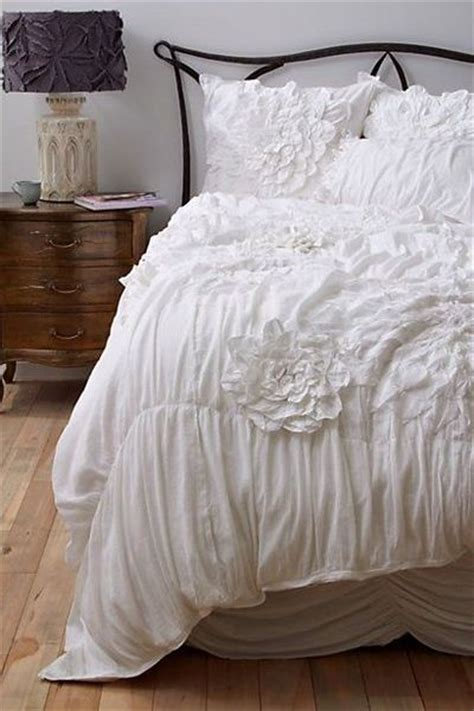 Georgina Duvet Cover georgina duvet cover white anthropologie for college juxtapost