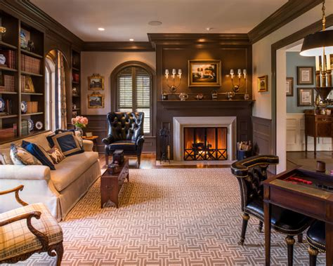 Fox Room by Fox Hollow Residence Traditional Family Room