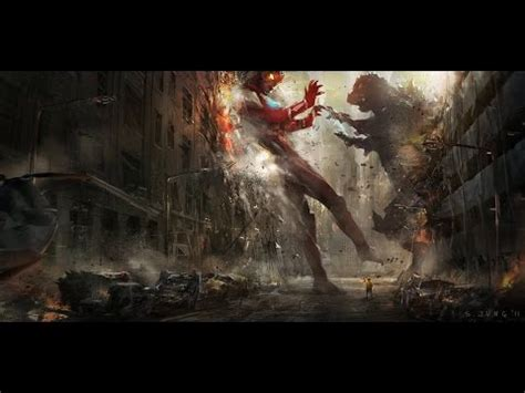 ultraman fan film godzilla vs gamera 2016 trailer 2 fan made doovi