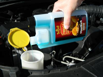 how do you add windshield washer fluid for the rear windshield auto glass cleaning facts tips learn about glass