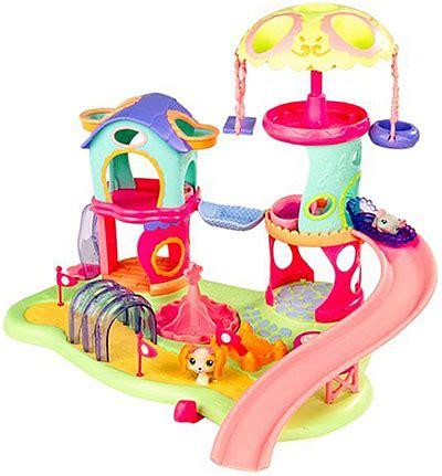 littlest pet shop house littlest pet shop whirl around playground