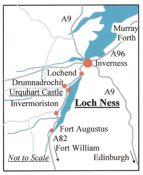 loch ness map file loch ness map new jpg