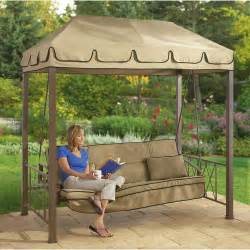 carol brechzin home 3 futon seater swing