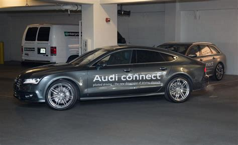 audi parking pilot project pays meter wirelessly