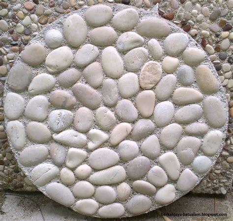 Harga Batu Koral Putih Kupang pd berkah jaya ragam batu koral 1