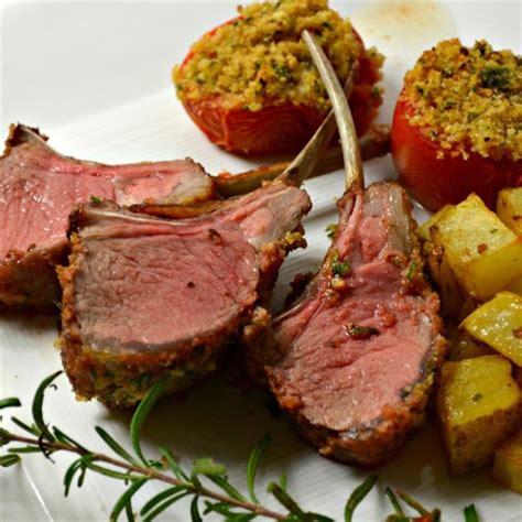 how to rack of lamb how to roast lamb allrecipes dish