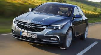Opel Insigne Carscoops Opel Insignia Posts