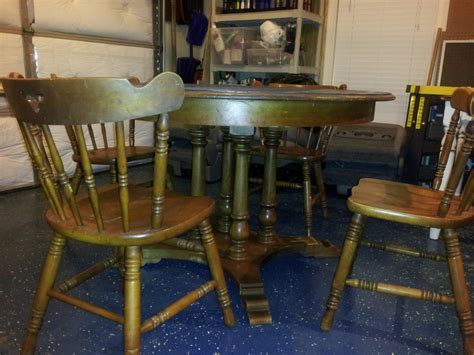 tell city dining room set 101 best tell city images on