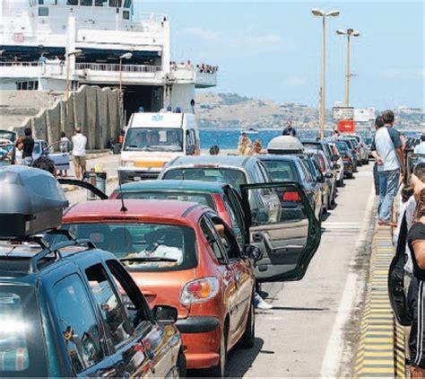 porto di messina traghetti messina vs gioa tauro augusta vs ragusa la riforma dei