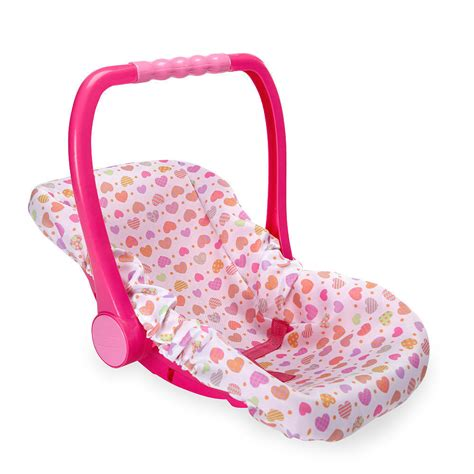 baby doll car seat carrier you me multi functional doll car seat doll carrier ebay