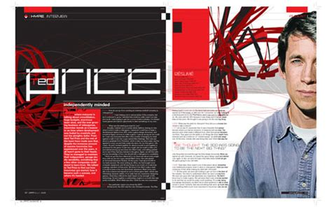layout photo story aspects of graphic design book and magazine design