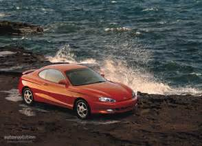 hyundai coupe tiburon specs 1996 1997 1998 1999