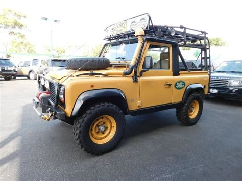 land rover defender convertible for sale diesel land rover defender for sale 41 used cars from 4 000