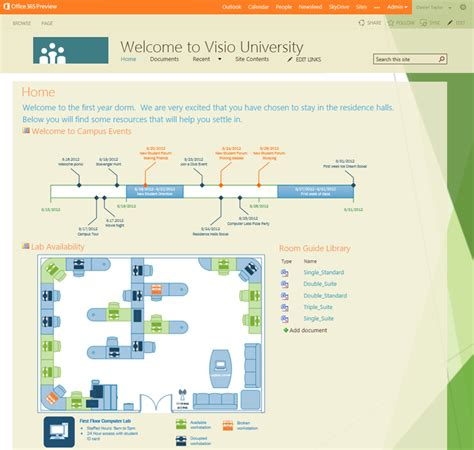 visio sharepoint diagrams with visio services office blogs