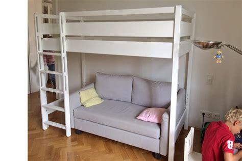 Hochbetten Mit Sofa by Galerie Hochbetten Kinderzimmer 24 De