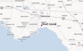 shell island florida weather forecast