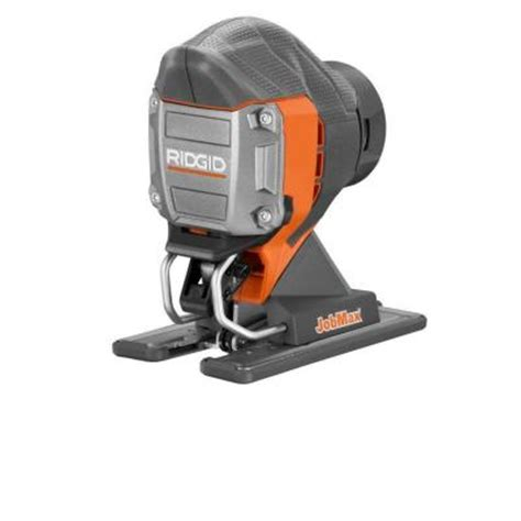 ridgid jobmax jig saw tool only r8223407 the home