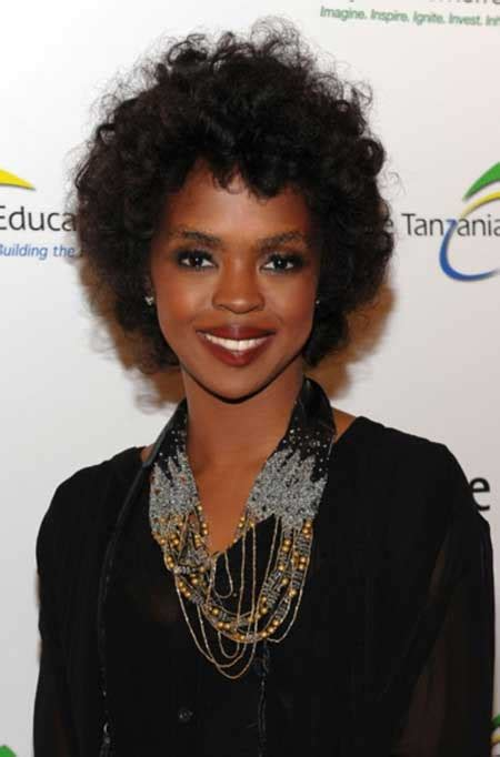 celebrities wiry hair 30 short cuts for black women short hairstyles 2016